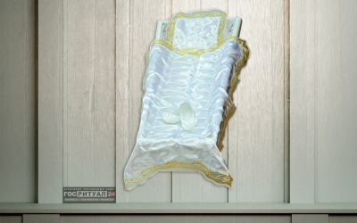 Подушка «Детская атлас»