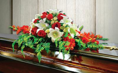 Композиция на гроб кремационная «Элит»