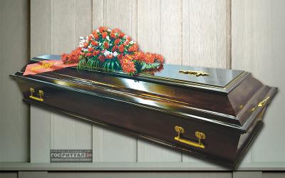 Композиция на гроб кремационная «Заказ»