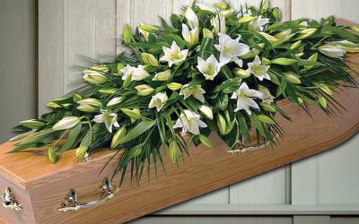 Кремационная композиция «Роза», «Лилия», «Хризантема» (1,3 – 1,4м)